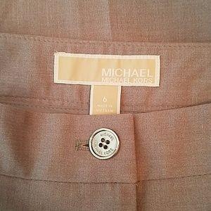 Michael Kors Summer Grey Dress Career Casual Pants